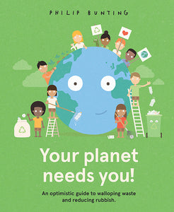 Your Planet Needs You! - Behind The Trees Wooden Toys