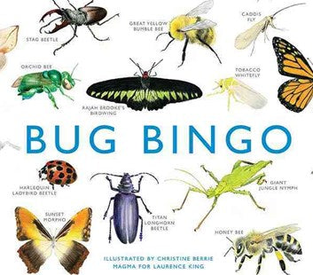 Bug Bingo - Behind The Trees Wooden Toys