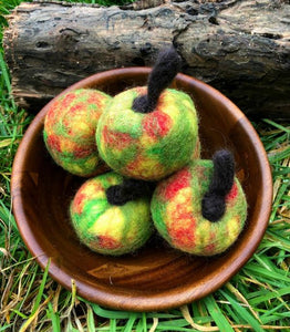 apples - Behind The Trees Wooden Toys