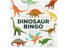 Load image into Gallery viewer, Dinosaur Bingo - Behind The Trees Wooden Toys