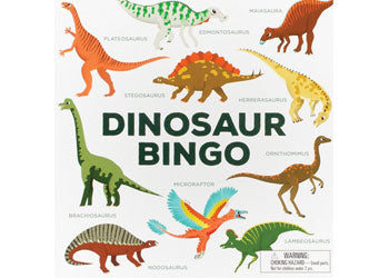 Dinosaur Bingo - Behind The Trees Wooden Toys