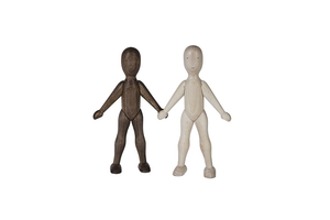 Wooden Doll Beech // Pre Order - Behind The Trees Wooden Toys