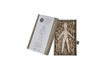 Load image into Gallery viewer, Wooden Doll Beech // Pre Order - Behind The Trees Wooden Toys