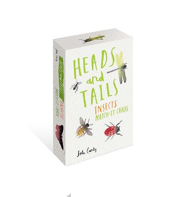 Heads and Tails / Insects - Behind The Trees Wooden Toys
