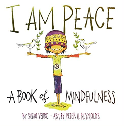 I Am Peace - Behind The Trees Wooden Toys