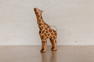 Giraffe - Behind The Trees Wooden Toys