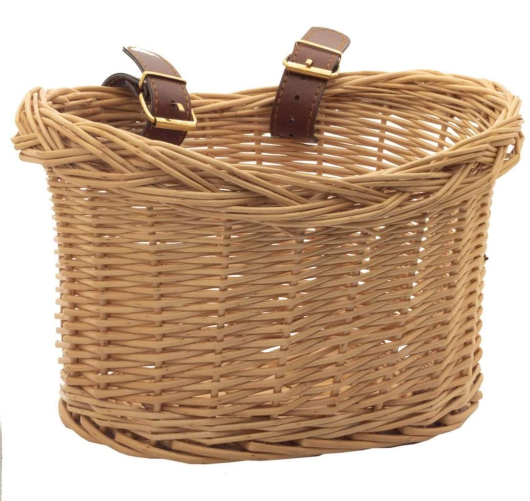 Try Bike // Basket NOV DELIVERY - Behind The Trees Wooden Toys