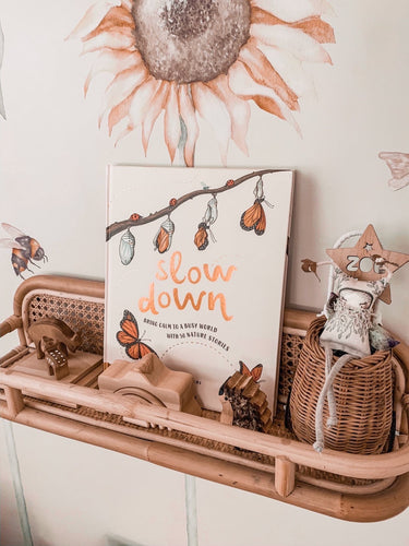 Slow Down - Behind The Trees Wooden Toys