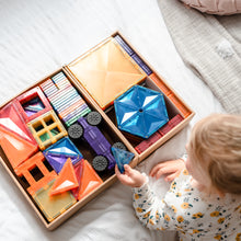 Load image into Gallery viewer, Connetix Tiles - Mega 212 Piece Set // Pre Order - Behind The Trees Wooden Toys