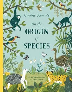 On The Origin of Species - Behind The Trees Wooden Toys