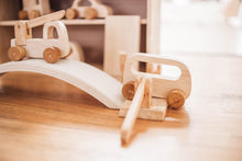 Load image into Gallery viewer, Vehicle Play Set - Behind The Trees Wooden Toys
