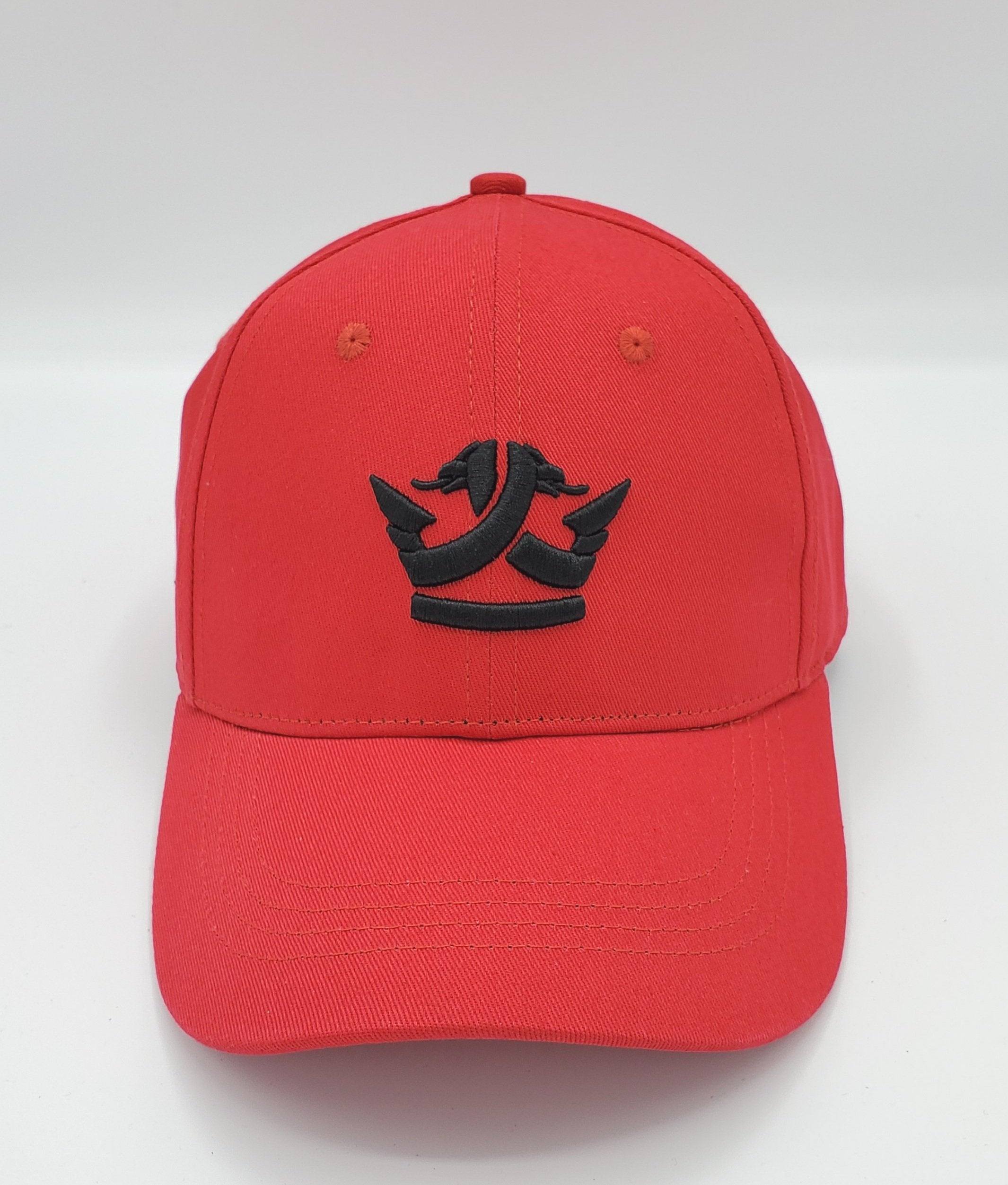 1st Edition Shq1pe Baseball Cap  Red/Black