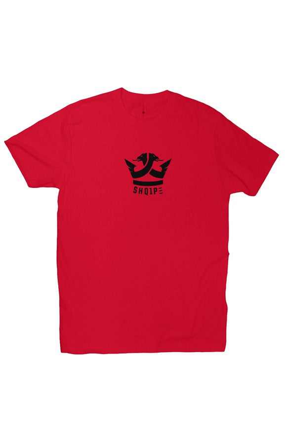 T-Shirt (Red/Black Logo)