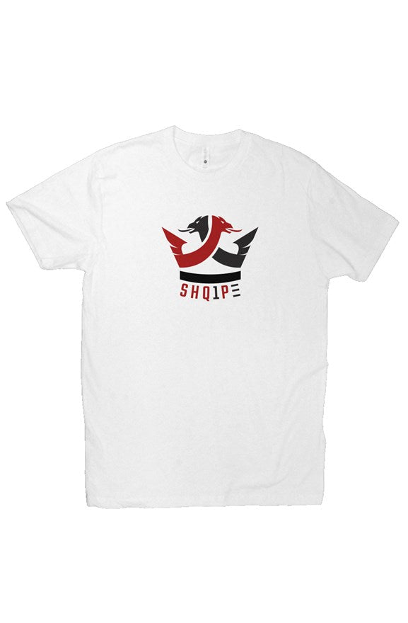 T-Shirt (White/Full Logo)