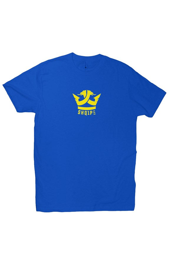 T-Shirt (Blue/Yellow Logo)