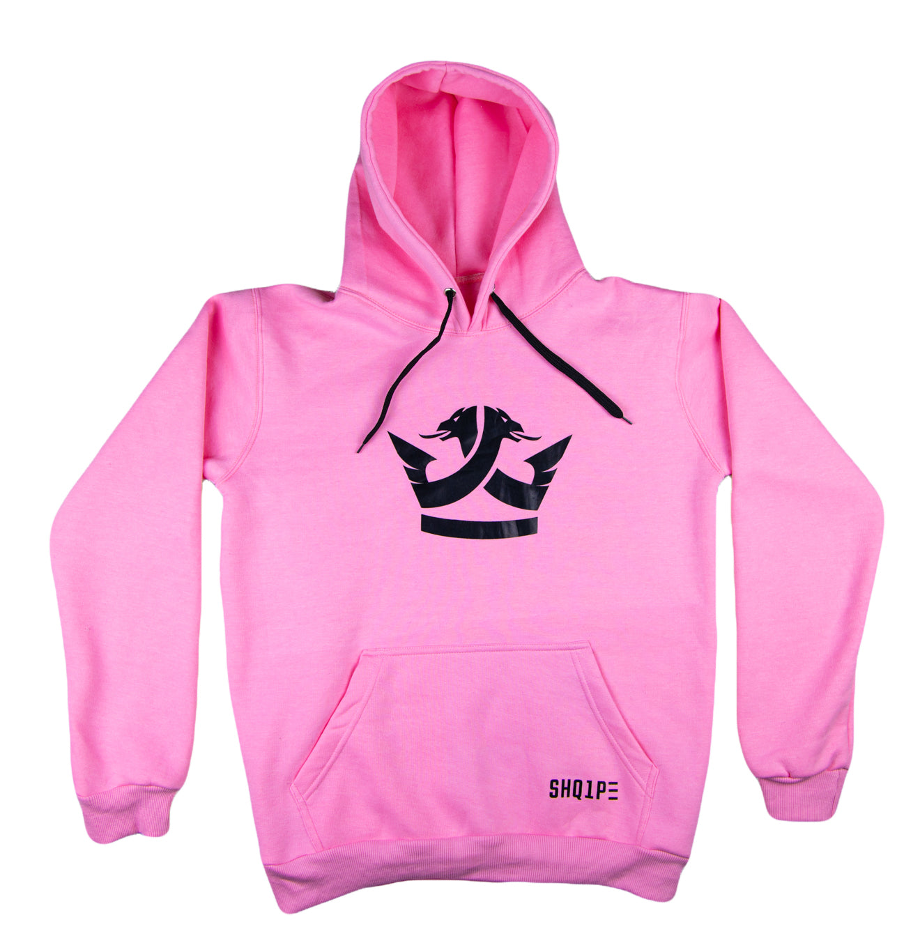 1st Edition Shq1pe Hoodie Pink