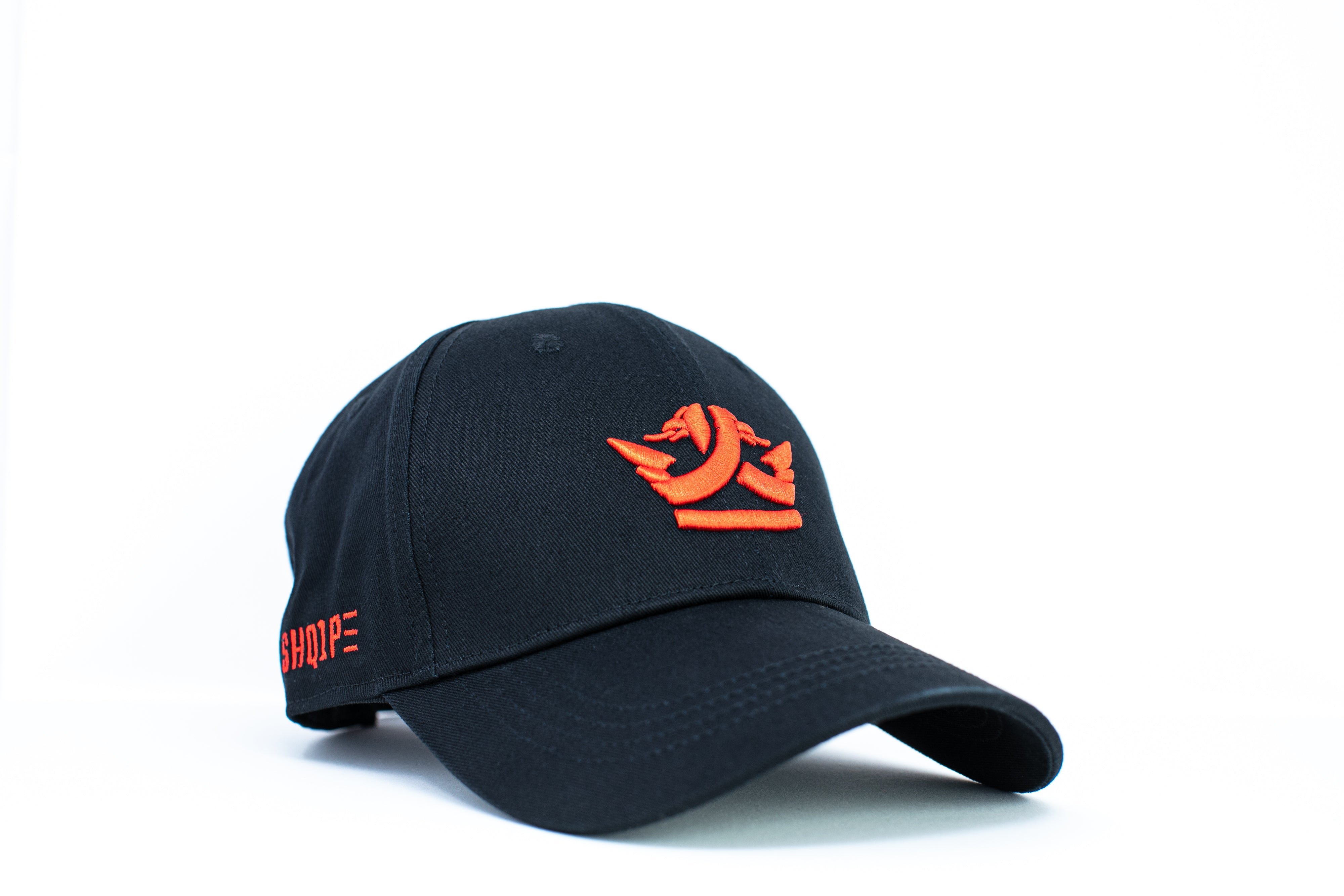 1st Edition Shq1pe Baseball Cap Black/Red