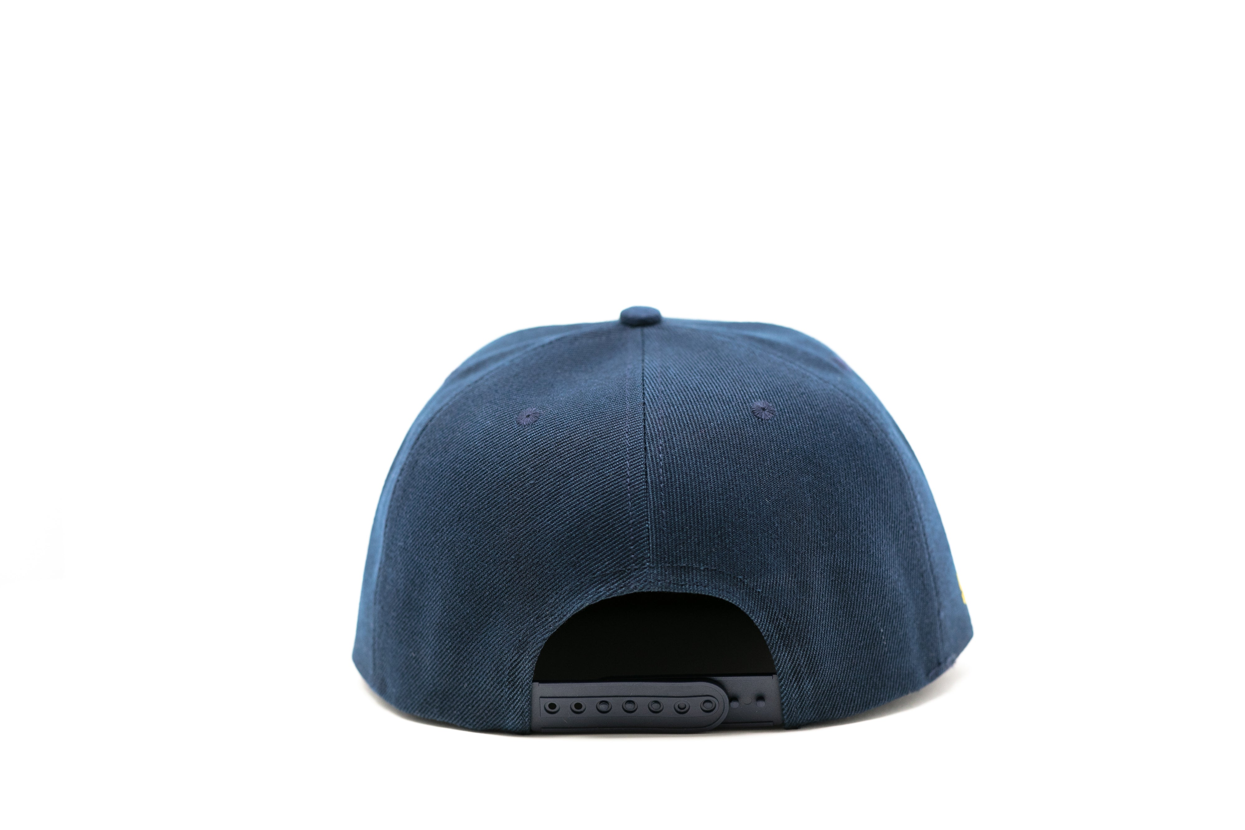 1st Edition Shq1pe Snap Back Navy Blue/Yellow