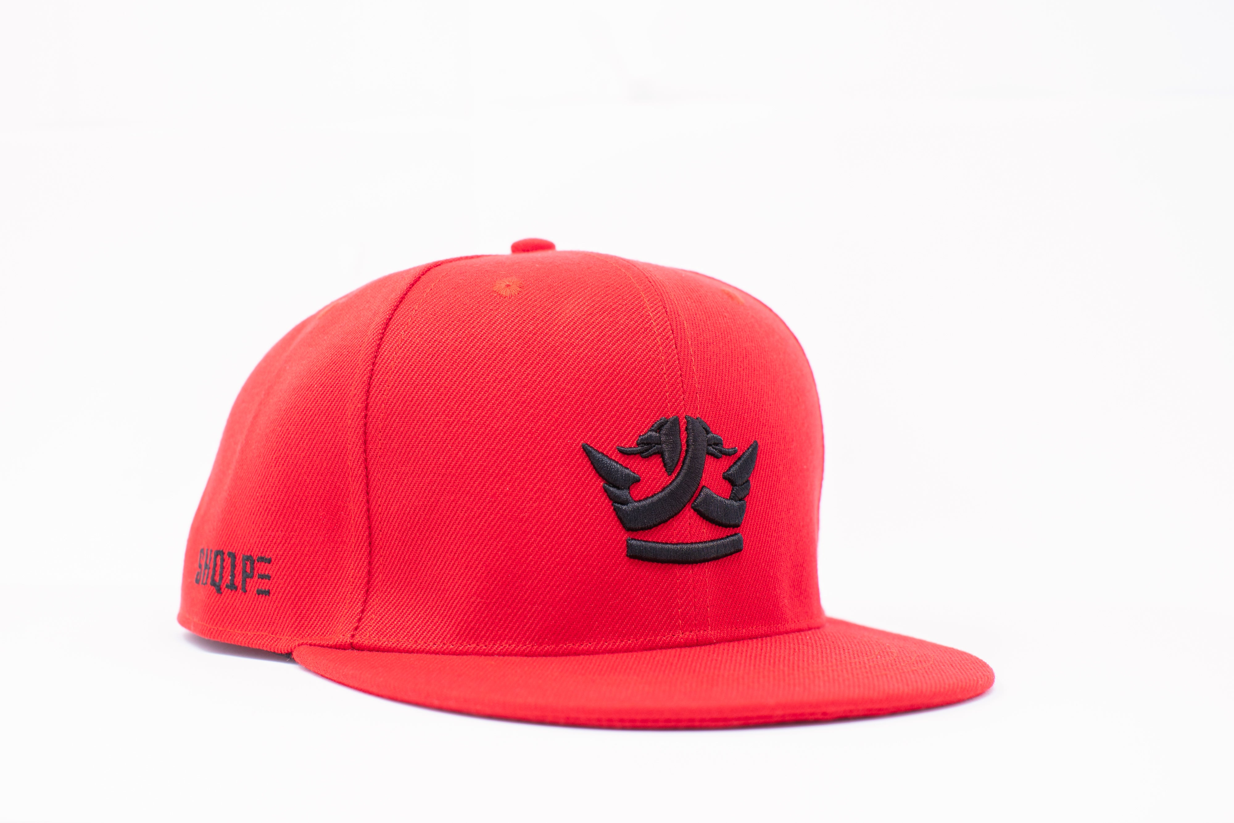 1st Edition Shq1pe Snapback Red/Black