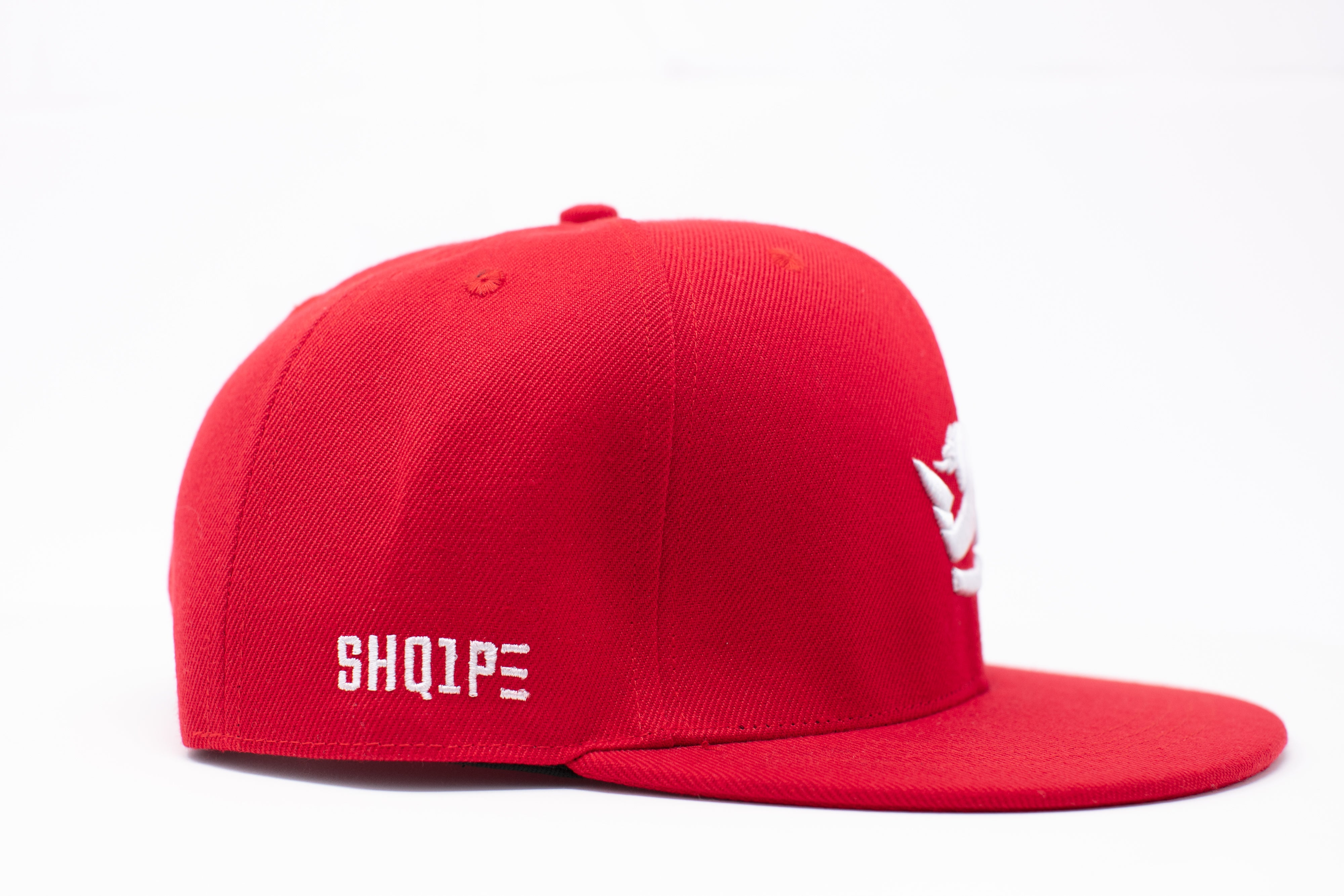 1st Edition Shq1pe Snapback Red/White