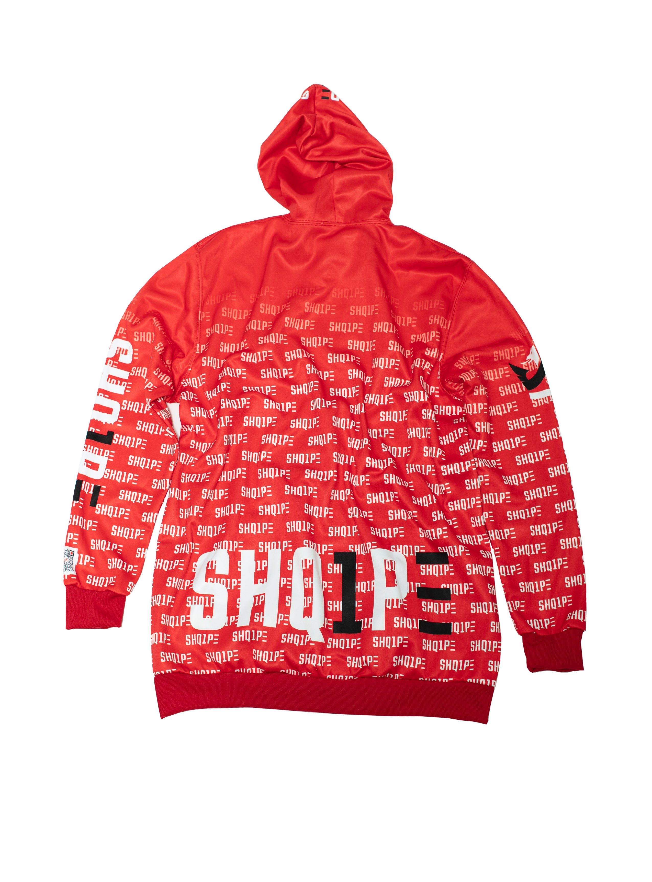 Next Level Shq1pe Hoodie_Red Limited
