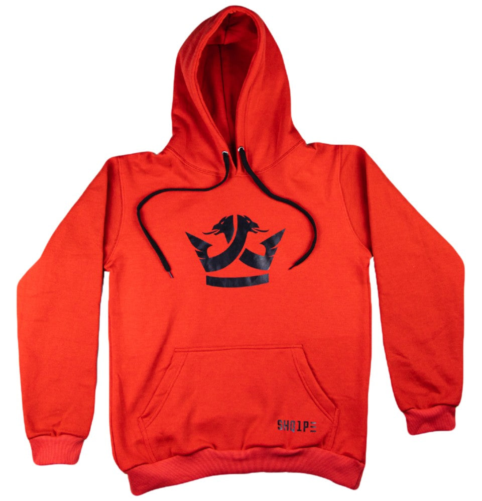 1st Edition Shq1pe Hoodie Red