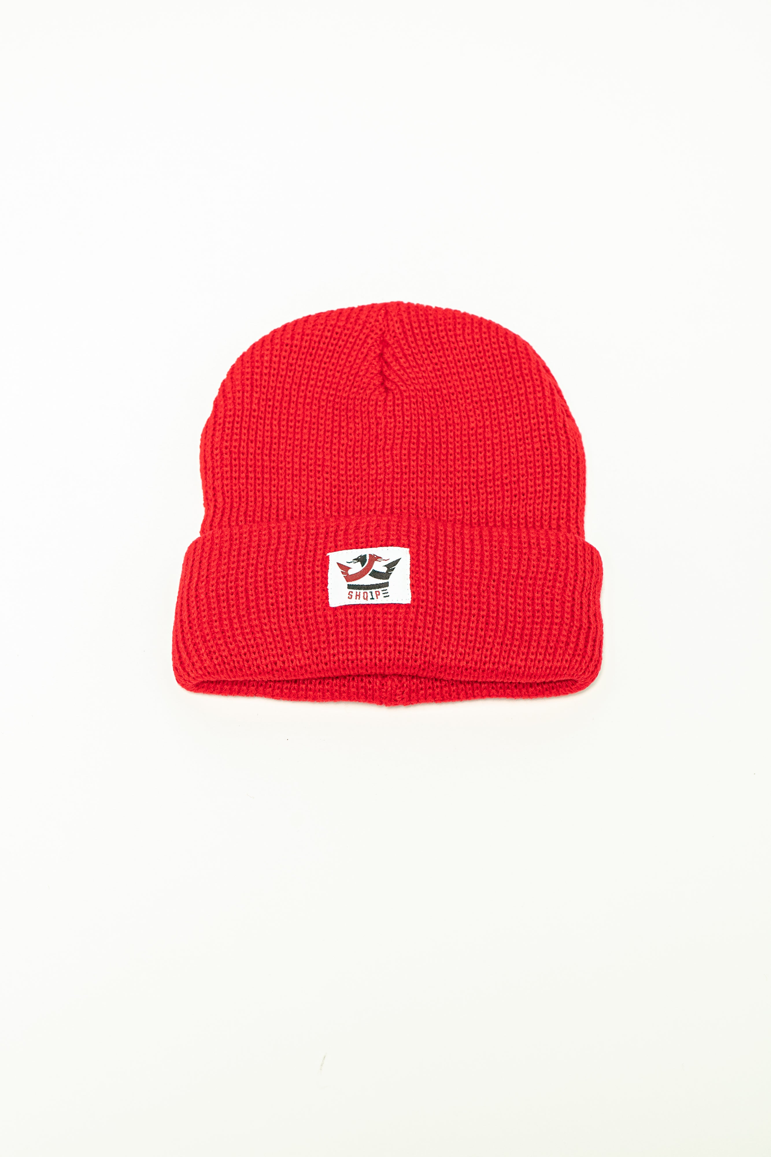 1st Edition Shq1pe Beanie Red