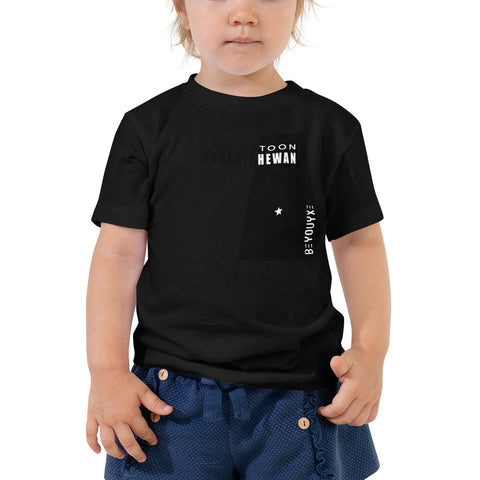 Toddler Saskatoon SK T-Shirt - Be You YXE