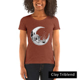 Grey Moon Women's T - Be You YXE