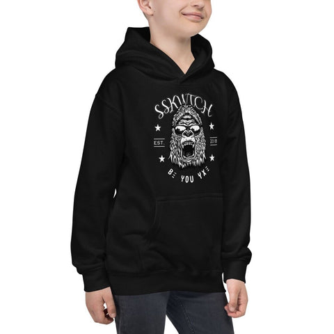 Kids SSKWTCH 2 Hoodie - Be You YXE