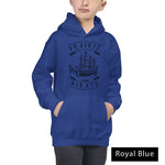 Kids Endure The Elements Hoodie - Be You YXE