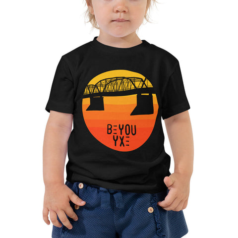 Toddler Victoria T-Shirt - Be You YXE