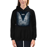 Kids Wings Hoodie - Be You YXE