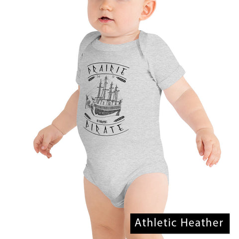 Baby Prairie Pirate One Piece - Be You YXE