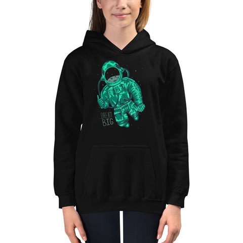Dream Big Kids Hoodie