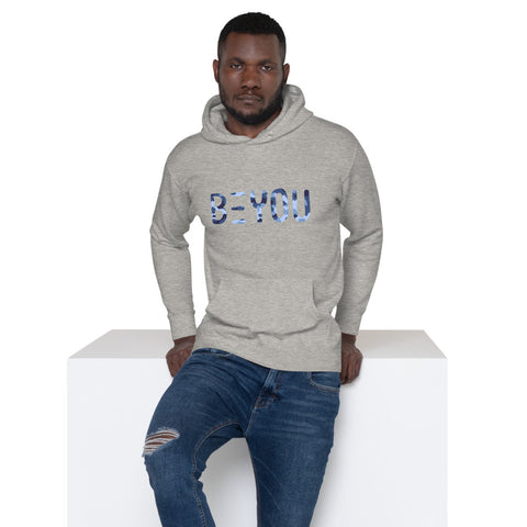 Be You Camo Unisex Hoodie - Be You YXE