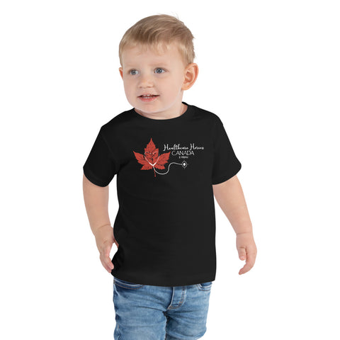 Healthcare Heroes Canada Toddler T-Shirt - Be You YXE