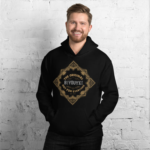 Not For Everyone Unisex Hoodie - Be You YXE