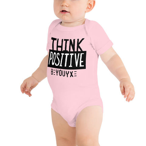 Think Positive Baby One Piece - Be You YXE