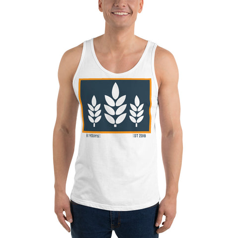 Wheat Unisex Tank Top