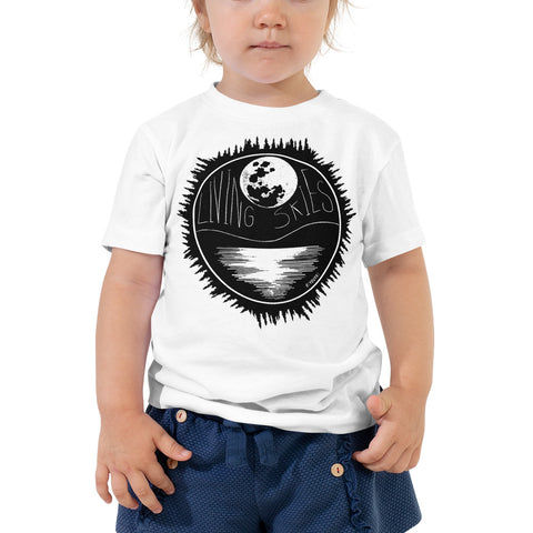 Living Skies Toddler T-Shirt - Be You YXE