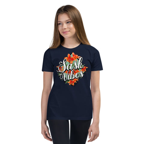 Sask Vibes Youth T-Shirt