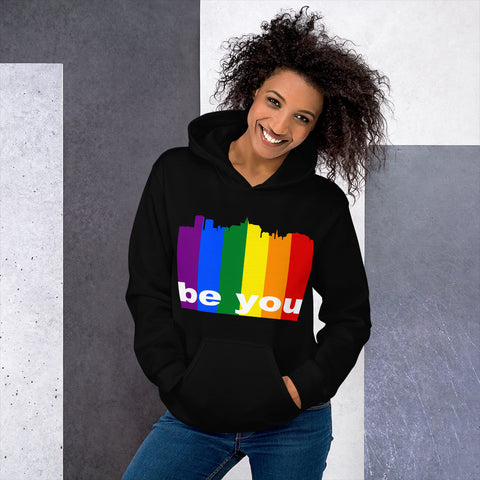 Be You Unisex Hoodie - Be You YXE