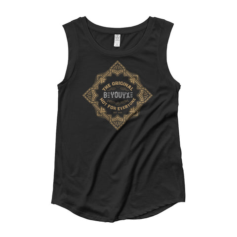 Not For Everyone Women's Cap Sleeve T-Shirt - Be You YXE