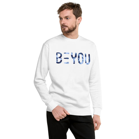 Be You Camo Unisex Fleece Sweatshirt - Be You YXE
