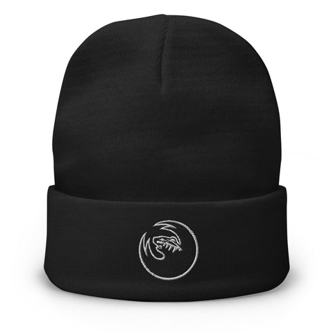 Rebels Hockey Embroidered Toque