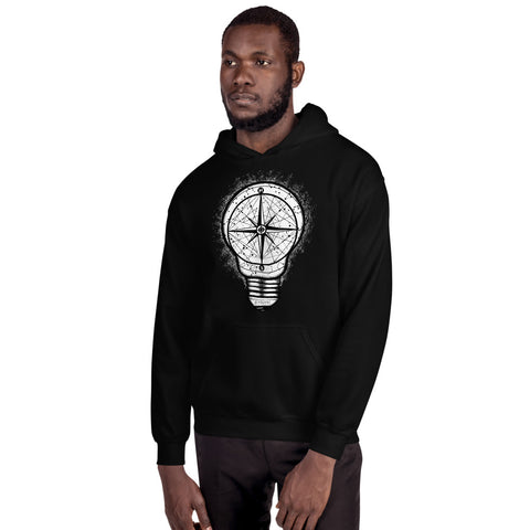 Directions Unisex Hoodie - Be You YXE