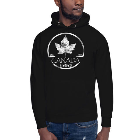 Canada Unisex Hoodie - Be You YXE