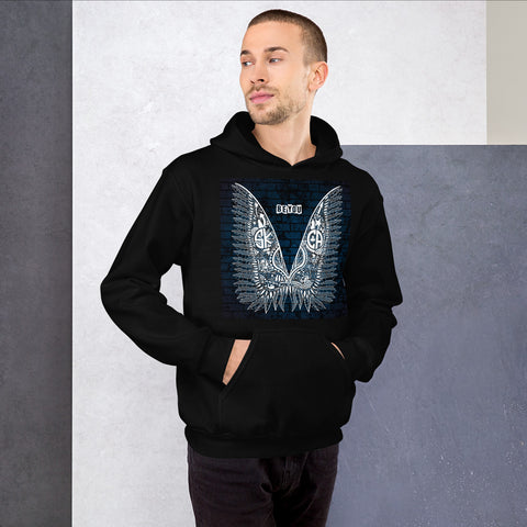 Wings Unisex Hoodie - Be You YXE