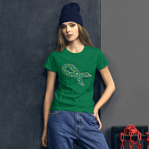 Green Shirt Day Women's T-shirt - Be You YXE